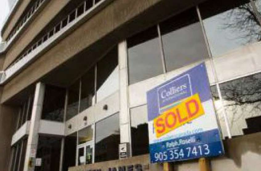 Clickback buys 110 James Street